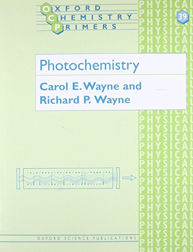 9780198558866: Photochemistry (Oxford Chemistry Primers)