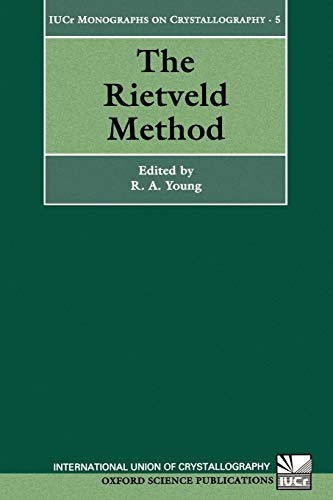 9780198559122: The Rietveld Method (International Union of Crystallography Monographs on Crystallography)