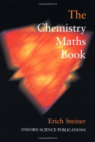 9780198559139: The Chemistry Maths Book