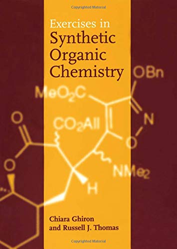 9780198559436: Exercises in Synthetic Organic Chemistry