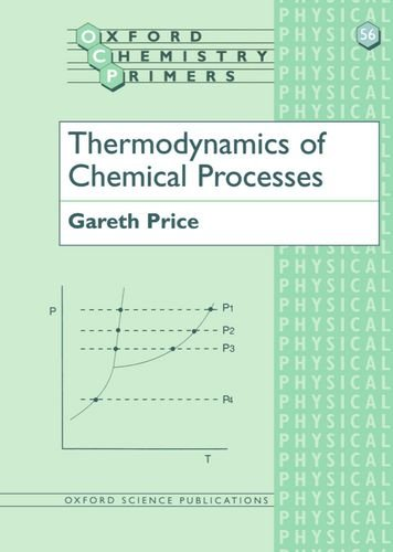 9780198559634: Thermodynamics of Chemical Processes (Oxford Chemistry Primers)