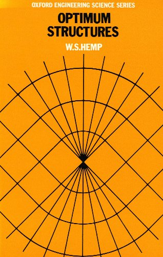 9780198561101: Optimum Structures (Oxford Engineering Science Series)