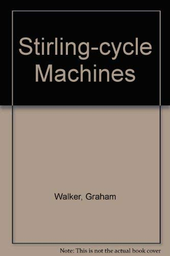9780198561125: Stirling-Cycle Machines