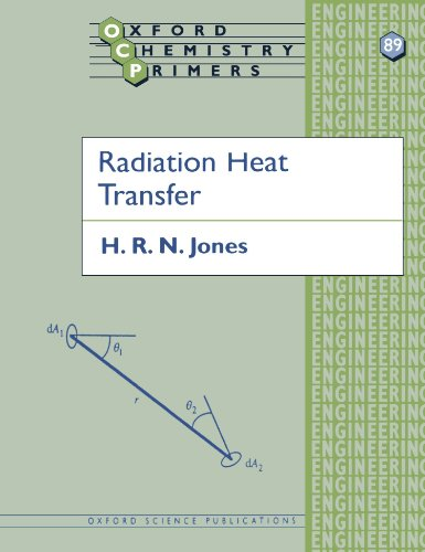9780198564553: Radiation Heat Transfer (Oxford Chemistry Primers)