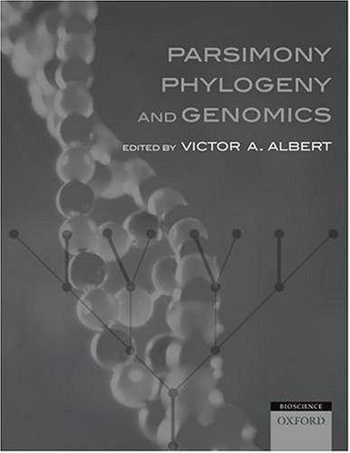 9780198564935: Parsimony, Phylogeny, and Genomics