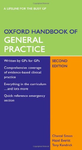 9780198565819: Oxford Handbook of General Practice (Oxford Handbooks Series)
