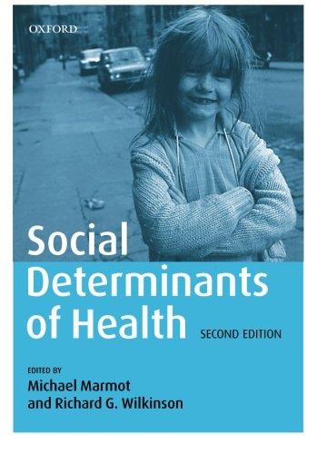 9780198565895: Social Determinants of Health
