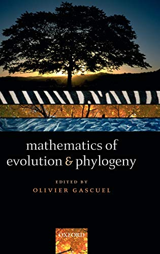 9780198566106: Mathematics of Evolution and Phylogeny