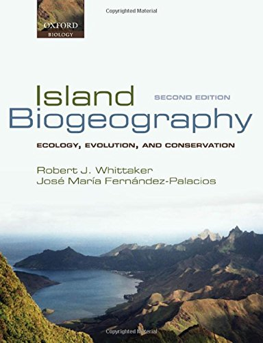 9780198566120: Island Biogeography: Ecology, Evolution, and Conservation