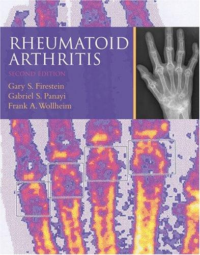 9780198566304: Rheumatoid Arthritis