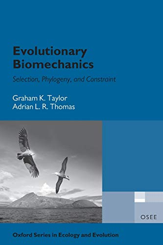 9780198566380: EVOLUTIONARY BIOMECHANICS OSEE P (Oxford Series in Ecology and Evolution)