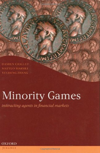 9780198566403: Minority Games: Interacting agents in financial markets (Oxford Finance Series)