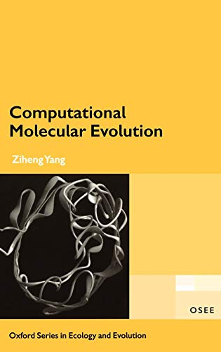 9780198566991: Computational Molecular Evolution (Oxford Series in Ecology and Evolution)