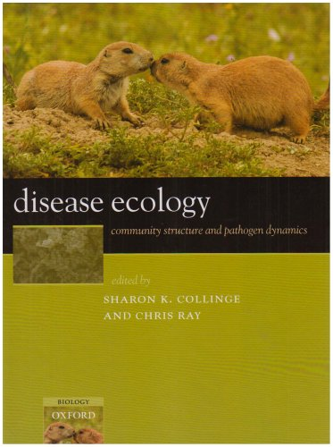 9780198567073: Disease Ecology: Community Structure and Pathogen Dynamics