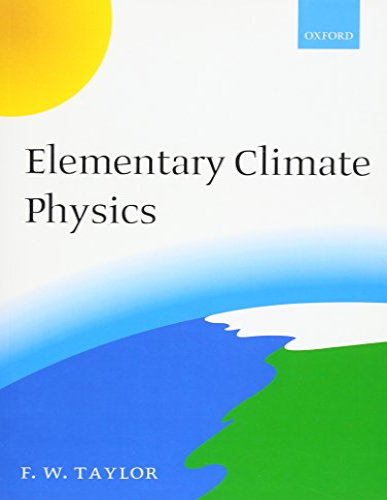 9780198567349: Elementary Climate Physics