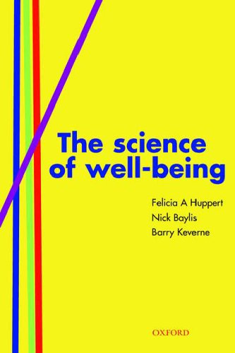 9780198567523: The Science of Well-Being