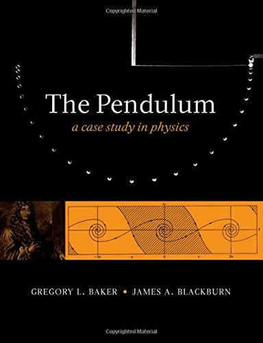 9780198567547: The Pendulum: A Case Study in Physics