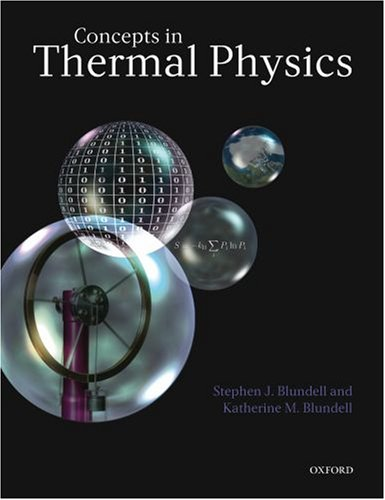 9780198567691: Concepts in Thermal Physics