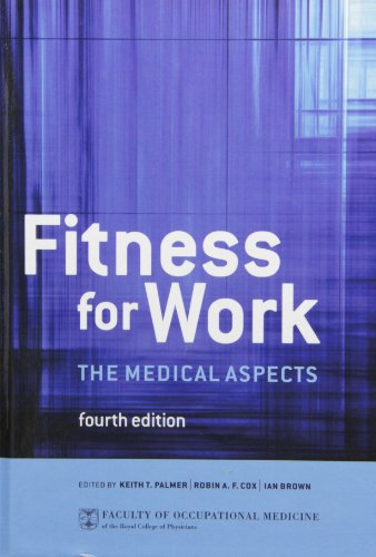 9780198568223: Fitness For Work: The medical aspects