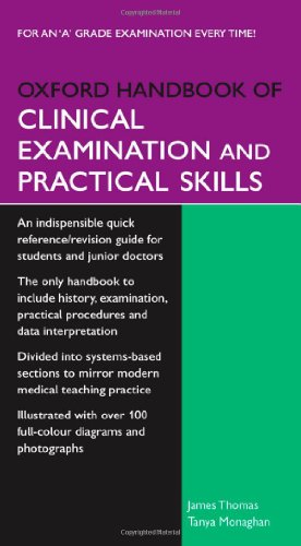 9780198568384: Oxford Handbook of Clinical Examination and Practical Skills