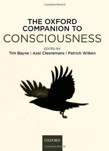 9780198569510: Oxford Companion to Consciousness
