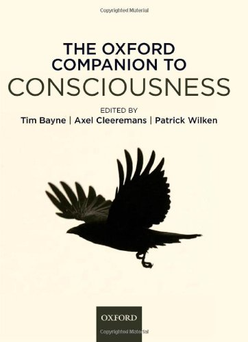 9780198569510: Oxford Companion to Consciousness
