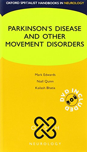 9780198569848: Parkinsons Disease and Other Movement Disorders (Oxford Specialist Handbooks in Neurology) with DVD