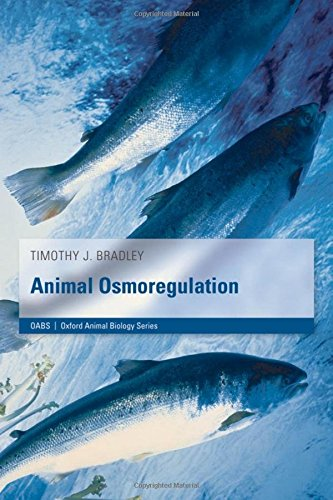 9780198569954: Animal Osmoregulation (Oxford Animal Biology Series)