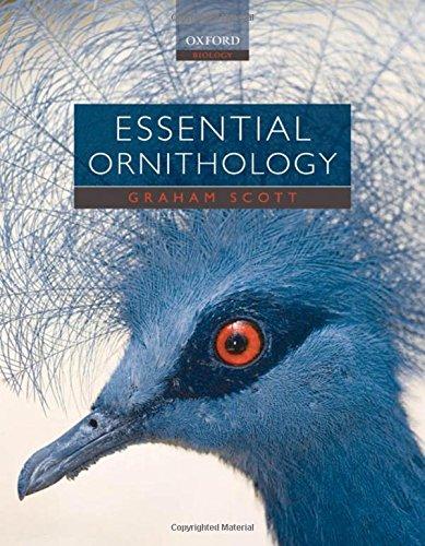 9780198569985: Essential Ornithology