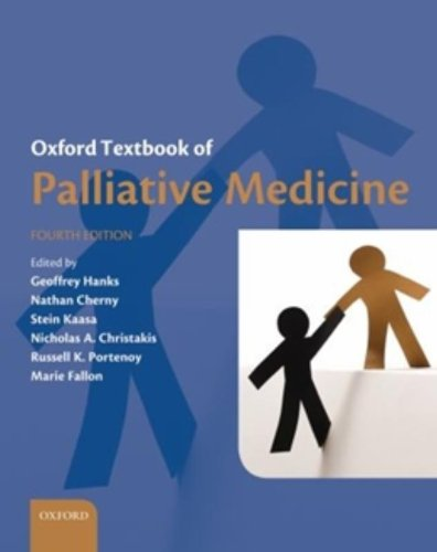 9780198570295: Oxford Textbook of Palliative Medicine