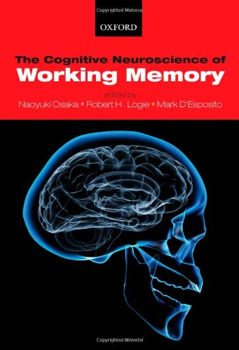 9780198570394: The Cognitive Neuroscience of Working Memory