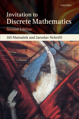 9780198570424: An Invitation to Discrete Mathematics