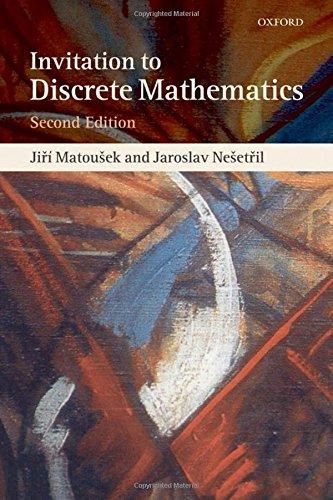 9780198570431: Invitation to Discrete Mathematics