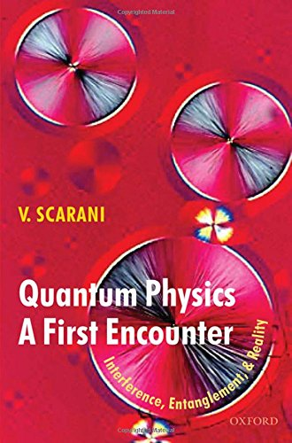 9780198570479: Quantum Physics: A First Encounter: Interference, Entanglement, and Reality