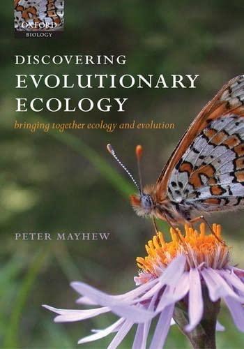 9780198570608: Discovering Evolutionary Ecology: Bringing Together Ecology and Evolution