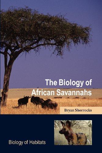 9780198570660: The Biology of African Savannahs (Biology of Habitats Series)