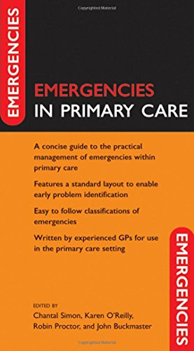 9780198570684: Emergencies in Primary Care (Flexicover)