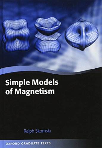 9780198570752: Simple Models of Magnetism (Oxford Graduate Texts)