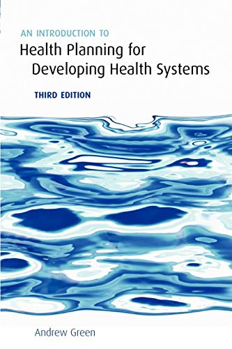 9780198571346: An Introduction to Health Planning for Developing Health Systems