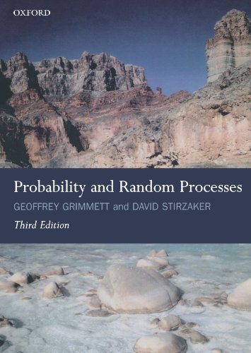 9780198572220: Probability and Random Processes