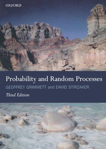 9780198572220: Probability and Random Processes