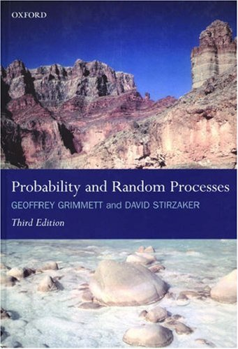 9780198572237: Probability and Random Processes