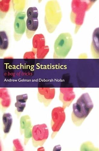 9780198572244: Teaching Statistics: A Bag of Tricks