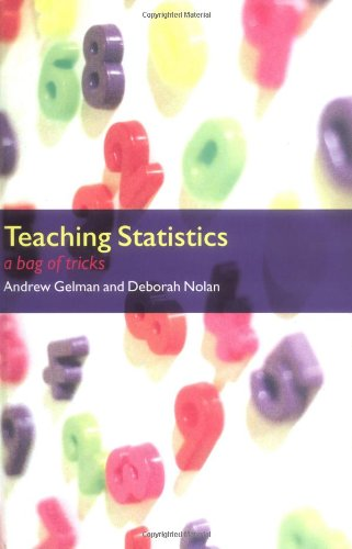 9780198572251: Teaching Statistics: A Bag of Tricks