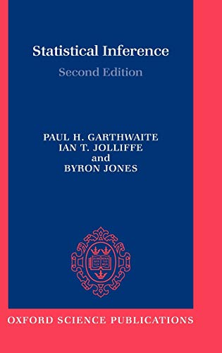 9780198572268: Statistical Inference (Oxford Science Publications)