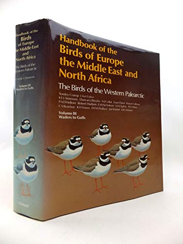9780198575061: Handbook of the Birds of Europe, the Middle East, and North Africa