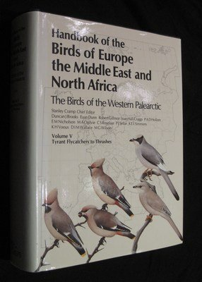 Handbook of the Birds of Europe, the: Unknown