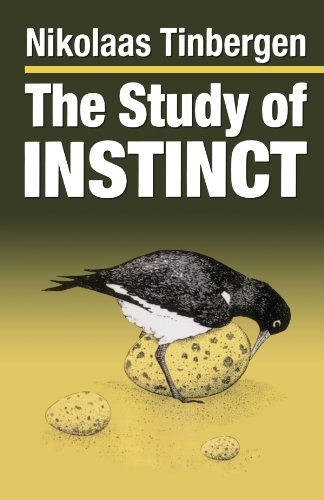 9780198577225: The Study of Instinct: with a new Preface