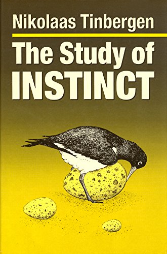 9780198577409: The Study of Instinct