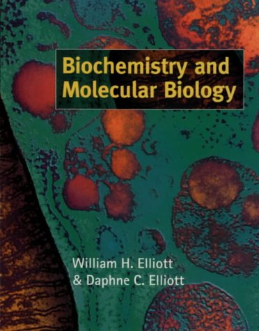 9780198577935: Biochemistry and Molecular Biology: A Student Friendly Text